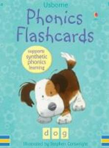 Phonics Flashcards - cover