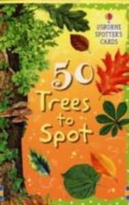 50 Trees to Spot - cover