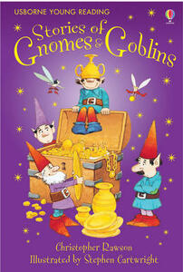 Stories Of Gnomes And Goblins - Christopher Rawson - cover