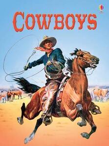 Cowboys - Catriona Clarke - cover