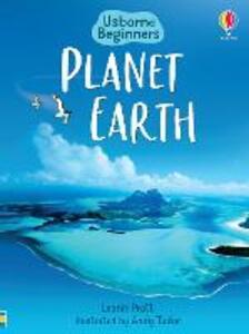 Planet Earth - Leonie Pratt - cover