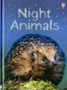 Night Animals - Sue Meredith - cover