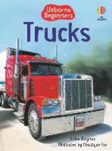 Beginners Trucks - Katie Daynes - cover