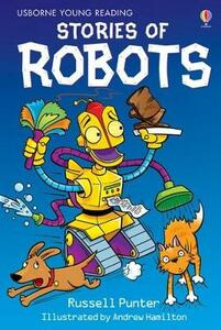 Stories of Robots - Russell Punter - cover