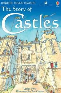 The Story Of Castles - Lesley Sims - cover