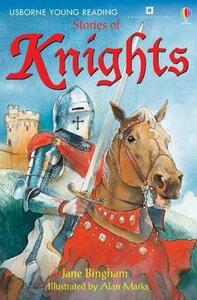 Stories Of Knights - Jane Bingham - cover