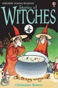Stories of Witches - Christopher Rawson - cover