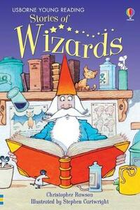 Wizards - Christopher Rawson - cover