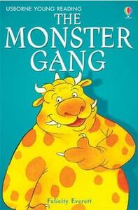 The Monster Gang - Felicity Everett - cover
