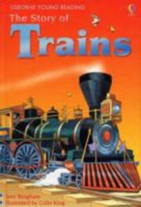 The Story of Trains - copertina