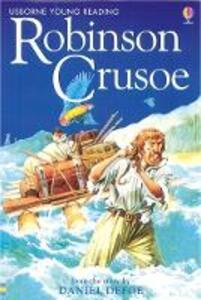 Robinson Crusoe - Angela Wilkes - cover