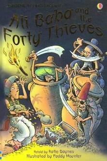 Ali Baba and the forty thieves - Katie Daynes - copertina