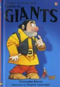 Stories of Giants - Christopher Rawson - cover