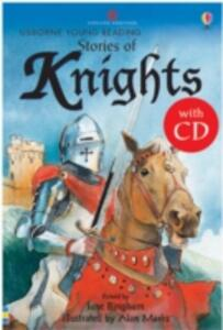 Stories Of Knights - Jane Bingham - cover