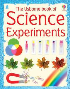 Science Experiments - Jane M. Bingham - cover