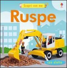 Ruspe - Felicity Brooks,Jo Litchfield - copertina