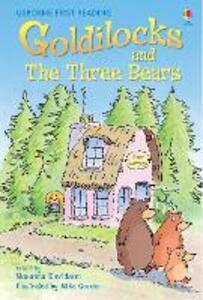 Goldilocks and The Three Bears [Book with CD] - Susanna Davidson - cover
