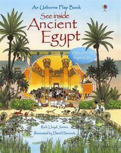 See Inside Ancient Egypt - cover