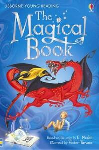 The Magical Book - Lesley Sims - cover