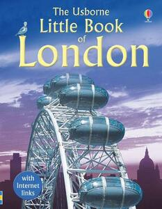 Little Book of London - Rosie Dickins - cover