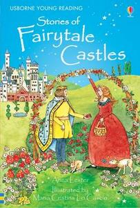Stories of Fairytale Castles - Anna Lester - cover