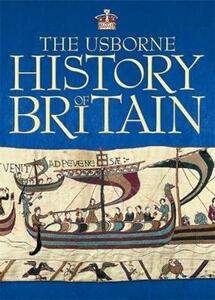 History of Britain - Ruth Brocklehurst - cover