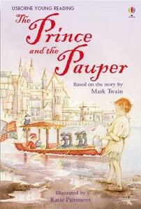 The Prince and the Pauper - Susanna Davidson - cover