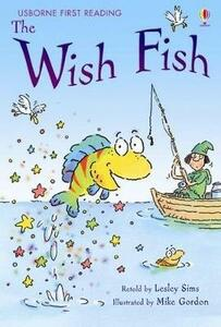 The Wish Fish - Lesley Sims - cover