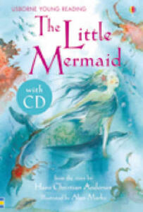 The Little Mermaid - Katie Daynes - cover