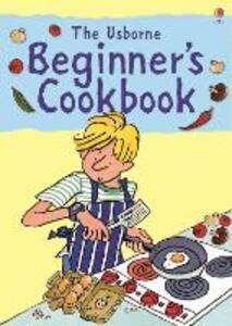 Beginner's Cookbook - Fiona Watt - cover