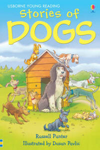 Stories of Dogs - Russell Punter - cover