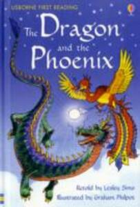 The Dragon and the Phoenix - Lesley Sims - cover