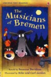 The Musicians of Bremen - Susanna Davidson - cover