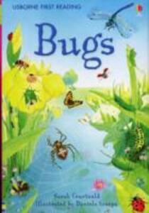 Bugs - Sarah Courtauld - cover