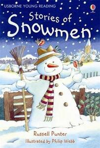 Stories of Snowmen - Russell Punter - cover