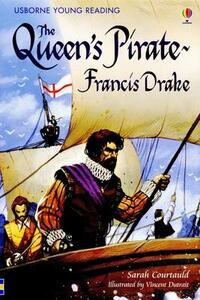 The Queen's Pirate - Francis Drake - cover