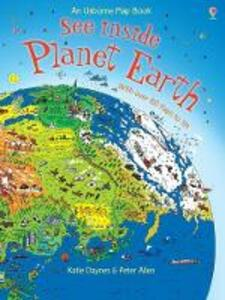 See Inside Planet Earth - Katie Daynes,Alex Frith - cover