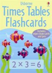 Times Tables Flashcards - cover