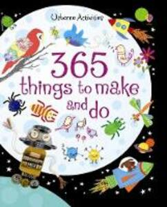 365 Things to Make and Do - cover