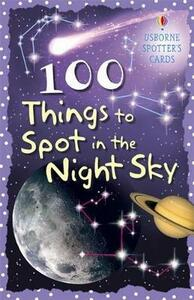 100 Things to Spot in the Night Sky Cards - cover