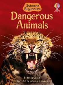 Dangerous Animals - Rebecca Gilpin - cover