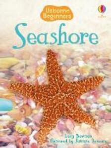 Seashore - Lucy Bowman - cover