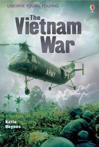 Vietnam War - Katie Daynes - cover