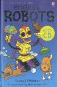 Stories of Robots - cover