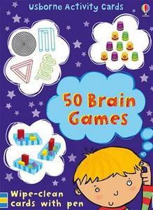 50 Brain Games - cover
