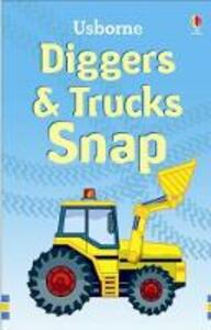 Diggers and Trucks Snap - cover