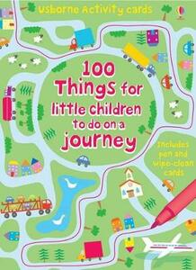 100 Things for Little Children to Do on a Journey - cover