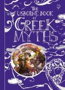 Greek Myths Treasury - Anna Milbourne - cover
