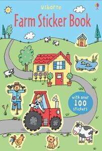 Farm Sticker Book - Cecilia Johansson - cover