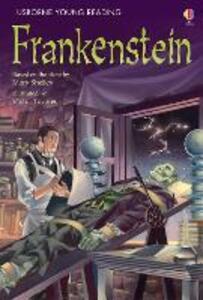 Frankenstein - Rosie Dickens - cover